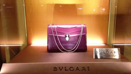 BULGARI BARCELONA ESCAPARATE TEVIAC ESCAPARATISMO (3)