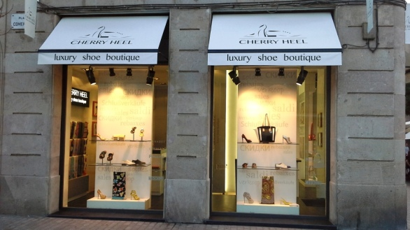 CHERRY HEEL BARCELONA - TEVIAC ESCAPARATISMO EN BARCELONA SEPTIEMBRE 2014 (1)