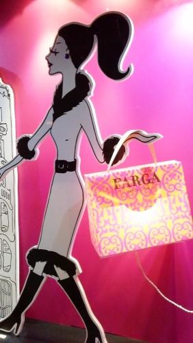 FARGA BARCELONA DIAGONAL TEVIAC ESCAPARATISMO EN BARCELONA #marketingonline #barcelona #teviac #farga (2)