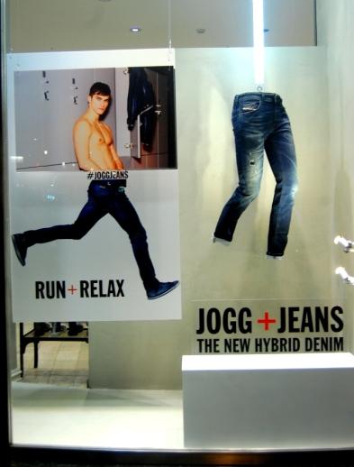 G-STAR ESCAPARATE JOGG PASEO DE GRACIA #gstar #jogg #newdenim #barcelona (4)