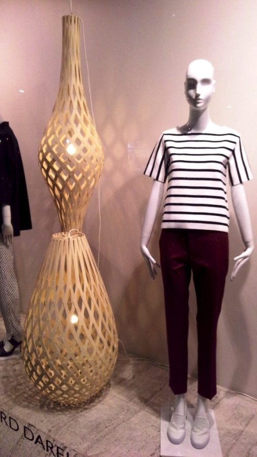 GERARD DAREL ESCAPARATE DIAGONAL TEVIAC ESCAPARATISMO EN BARCELONA #gerarddarel #window #style (8)