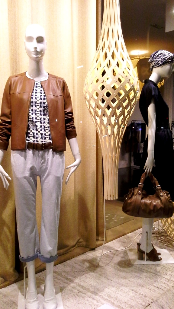 GERARD DAREL ESCAPARATE DIAGONAL BARCELONA MAYO 2015 #escaparate #barcelona #outfit #instafashion (3)