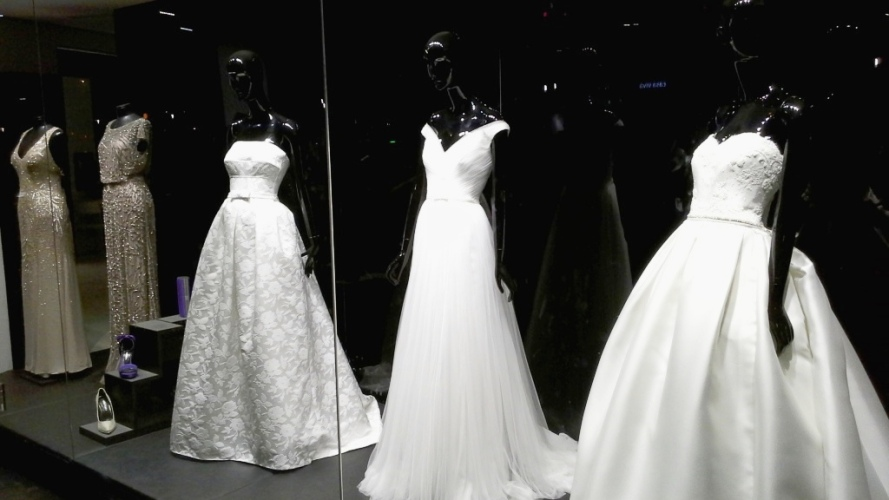 ROSA CLARA BARCELONA ESCAPARATE MAYO 2015 BRIDAL (1)