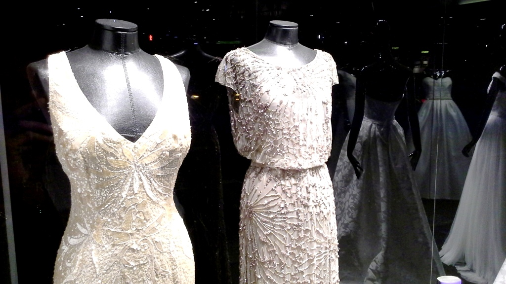 ROSA CLARA BARCELONA ESCAPARATE MAYO 2015 BRIDAL  (4)