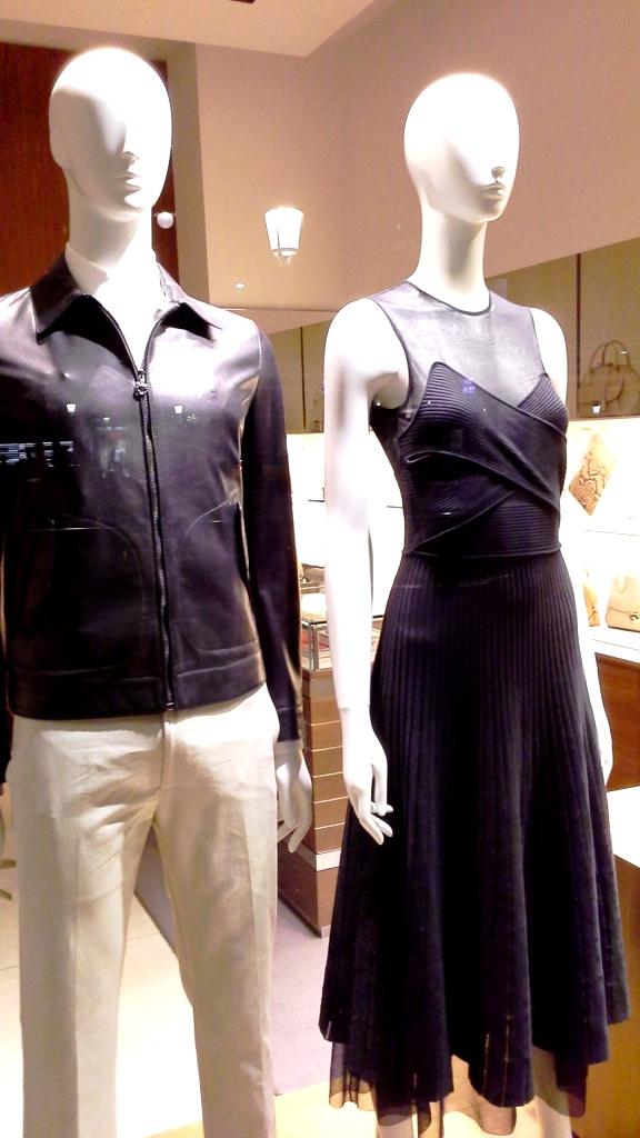 SALVATORE FERRAGAMO ESCAPARATE PASEO DE GRACIA BARCELONA #marketing #retail #ecommerce (2)
