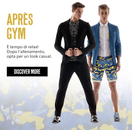 dirk bikkembergs apres gym lookbook teviac escaparatismo en barcelona summer 2015 (1)