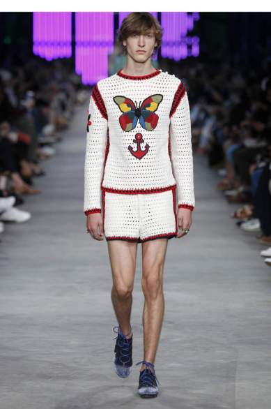 GUCCI MEN COLLECTION SPRING SUMMER 2016 TENDENCIA (2)