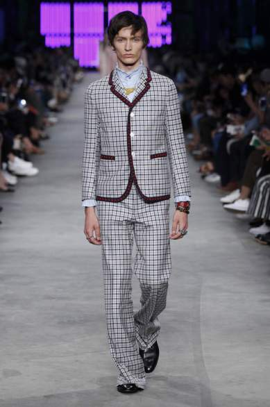 GUCCI MEN COLLECTION SPRING SUMMER 2016 TENDENCIA (3)
