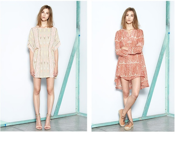 hoss intropia vestidos summer 2015 women (1)