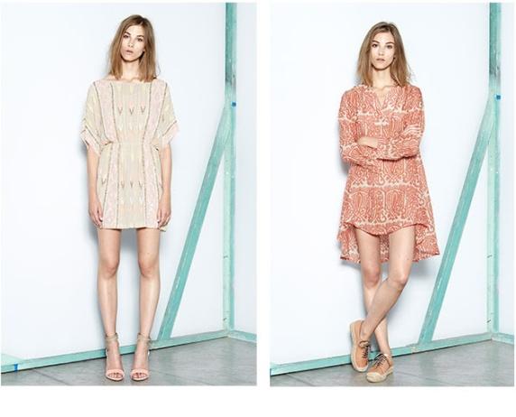 hoss intropia vestidos summer 2015 women (1)
