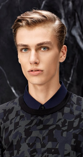 HUGO BOSS ESTAMPADO GRÁFICO Y GEOMATRICO LOOKBOOK DEL ESCAPARATE A TU ARMARIO 2015 TENDENCIA OUTFIT (1)