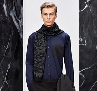 HUGO BOSS ESTAMPADO GRÁFICO Y GEOMATRICO LOOKBOOK DEL ESCAPARATE A TU ARMARIO 2015 TENDENCIA OUTFIT (3)
