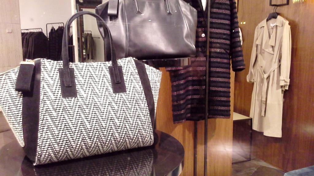 GERARD DAREL ESCAPARATE BARCELONA NEW COLLECTION 2016 TEVIAC ESCAPARATISMO EN BARCELONA (14)