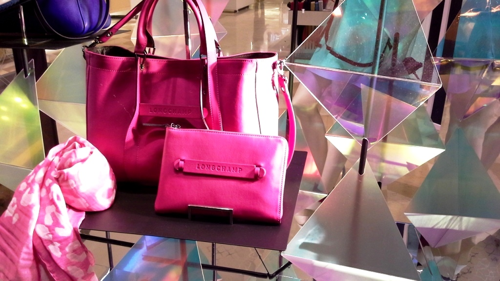 LONGCHAMP ESCAPARATE BARCELONA SS16 TENDENCIA PASEO DE GRACIA (8)