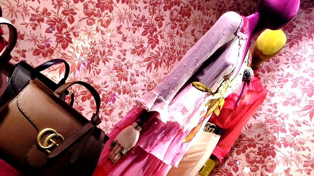 GUCCI ESCAPARATE PASEO DE GRACIA BARCELONA #escaparatelover #window #vetrina  (12)