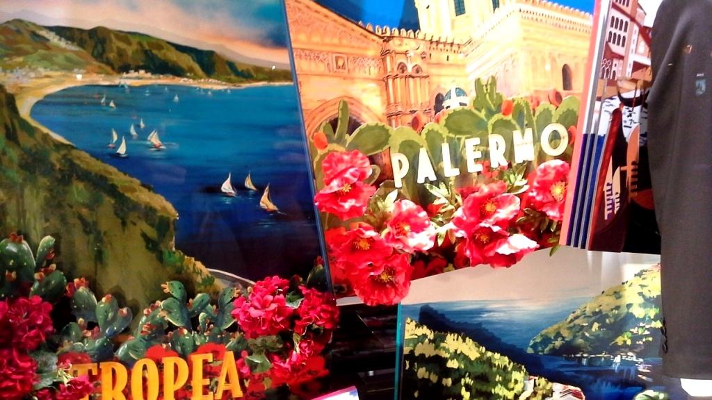 DOLCE GABBANA ESCAPARATE BARCELONA PASEO DE GRACIA  www.teviacescaparatismo.com #dolcegabbana #vetrina #italiaislove #dgcampaign  (2)