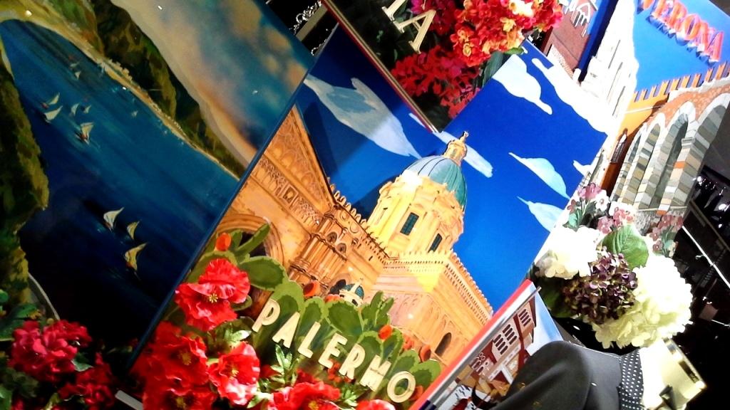 DOLCE GABBANA ESCAPARATE BARCELONA PASEO DE GRACIA  www.teviacescaparatismo.com #dolcegabbana #vetrina #italiaislove #dgcampaign  (4)