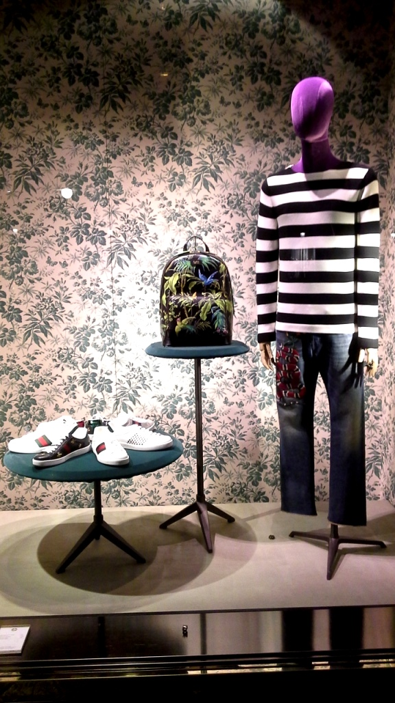 GUCCI ESCAPARATE PASEO DE GRACIA TEVIAC (2)