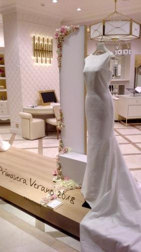 #pronovias #pronoviasescaparate #bridalfashionweek #bcnbridalweek #bridal #boda #escaparatebarcelona #escaparatismobarcelona #trend #fashion (7)