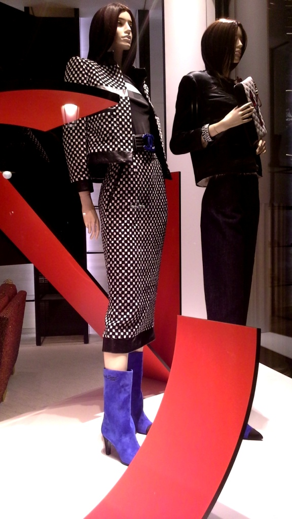 #chanel #chanelbarcelona #barcelona #shopping #moda #trend #fashion #moda #aparador #escaparatechanel #artidi #escaparatelover #teviac (3)