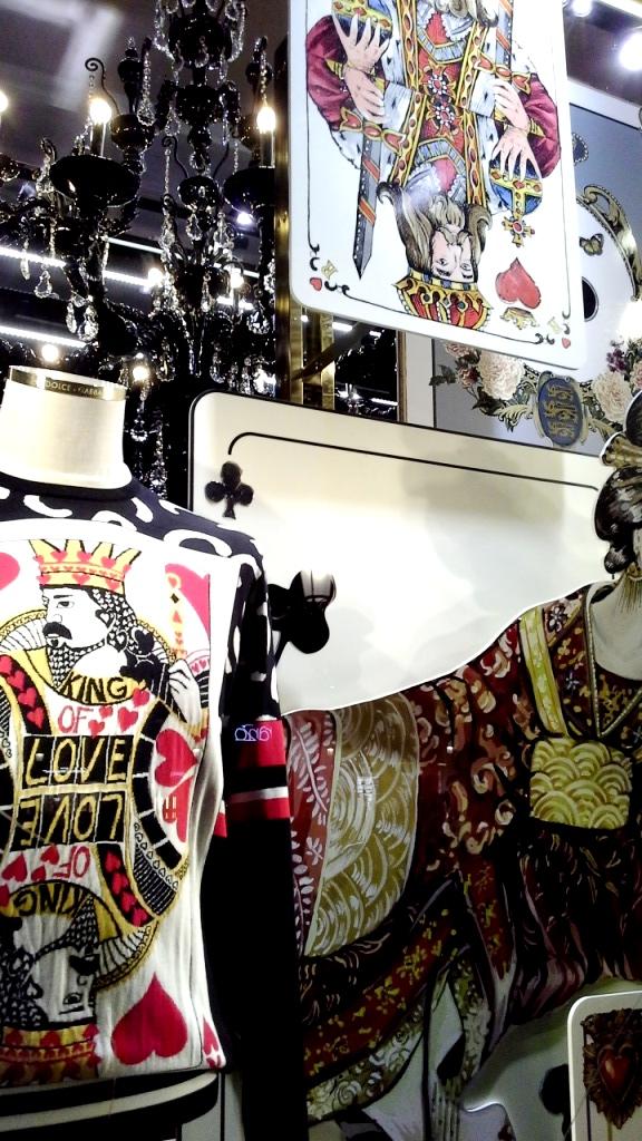 #dolcegabbana #escaparatebarcelona #escaparatismobarcelona #fashionista #moda #campaign #tendencia #teviac #barcelona (10)
