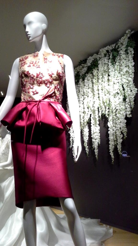 #manugarcia #hanniballaguna #escaparatebarcelona #escaparatismobarcelona #moda #vestidonovia #vestidodefiesta #boda #weddingplanner #escaparatismo #vetrina #fashion (10)