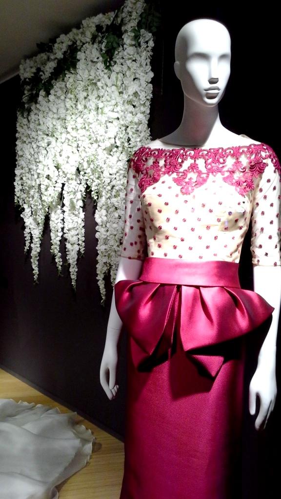 #manugarcia #hanniballaguna #escaparatebarcelona #escaparatismobarcelona #moda #vestidonovia #vestidodefiesta #boda #weddingplanner #escaparatismo #vetrina #fashion (13)