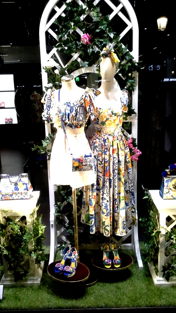 #dolcegabbana #escaparatess2018 #shopping @trend #moda #barcelona #dgspain #influencer (1)
