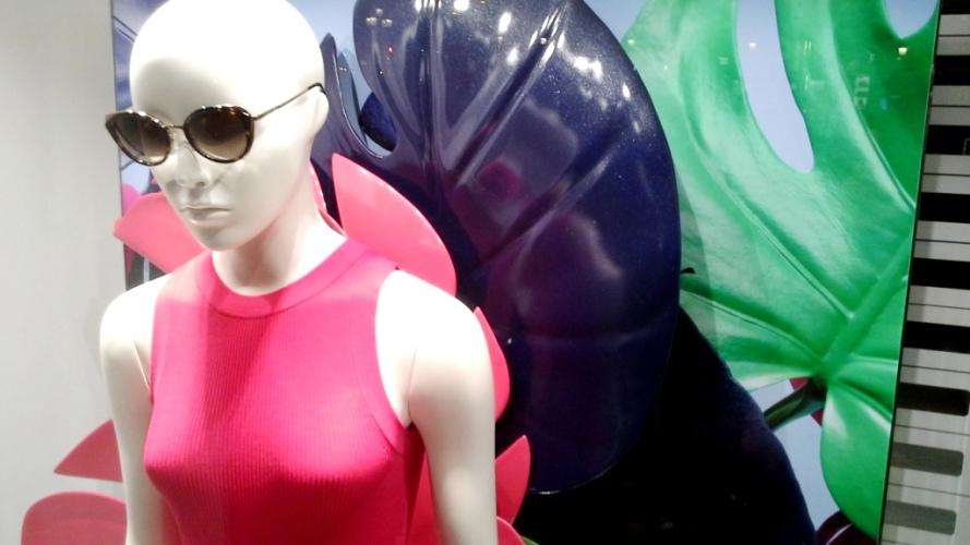 #michaelkors # michaelkorsbarcelona #influencer #fashion #moda #pinksummer #aparador #teviac (2)