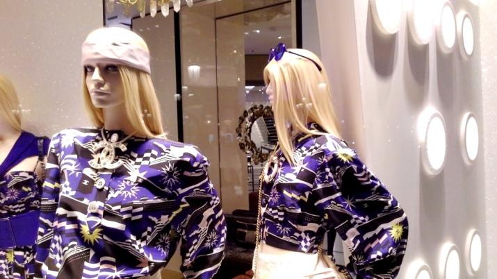 #chanel #chanelbarcelona #fashion #luxe #barcelonamoda #teviac #escaparate #window #vetrina chanel (3)