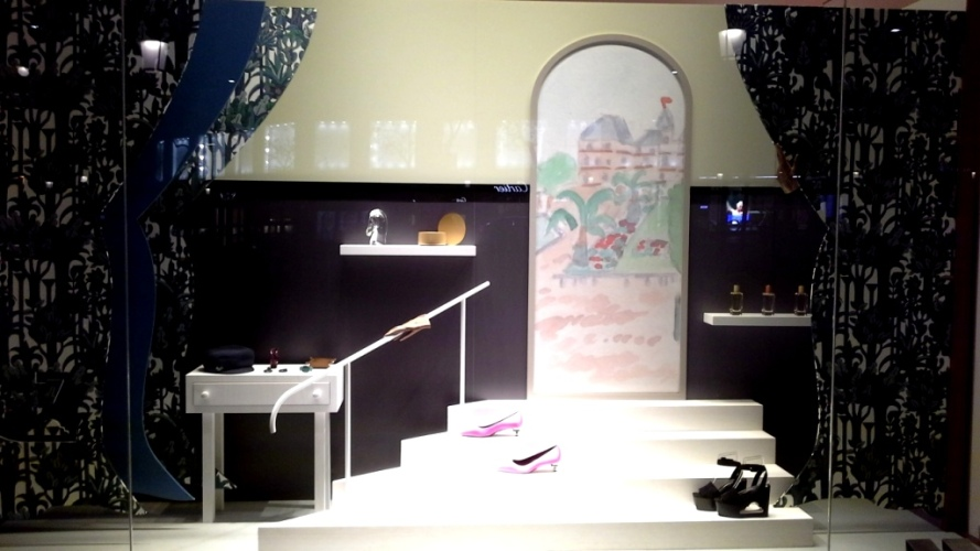 #hermes #window #fashion #moda #barcelona #trend (1)