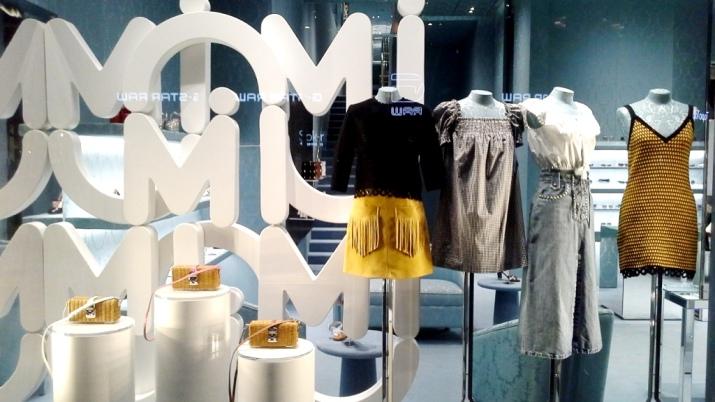 #miumiu #escaparate #vetrina #miumiufashion #shoponlinemiumiu #luxe #paseodegracia #miumiuspain #barcelonatrend #moda #aparadorbarcelona #window (3)
