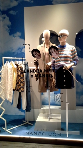 #mango #mangowoman #shopping #paseodegracia #mangoonline #mango #luxury #trendy #teviac #window #vetrina #moda (2)