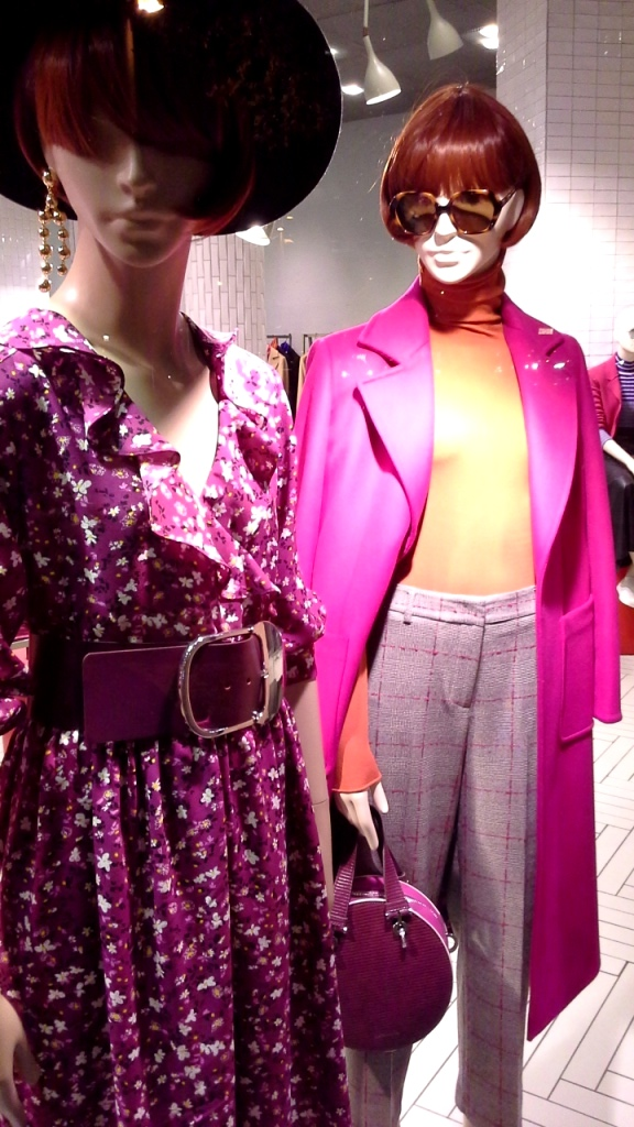max and co escaparate barcelona new collection aw22